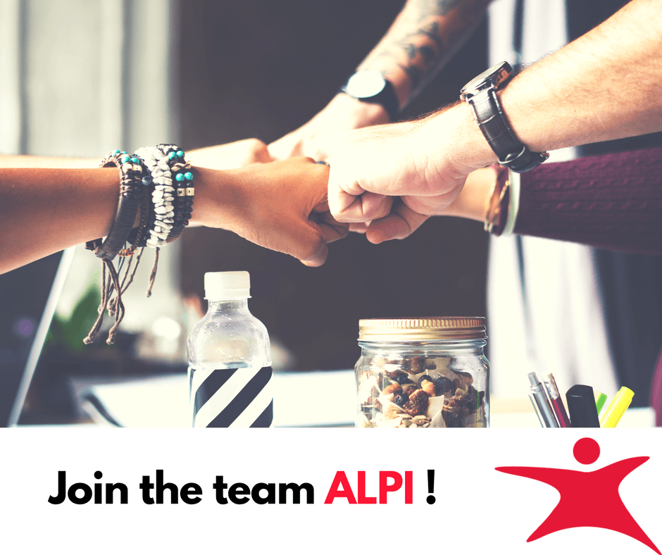 Join the team ALPI