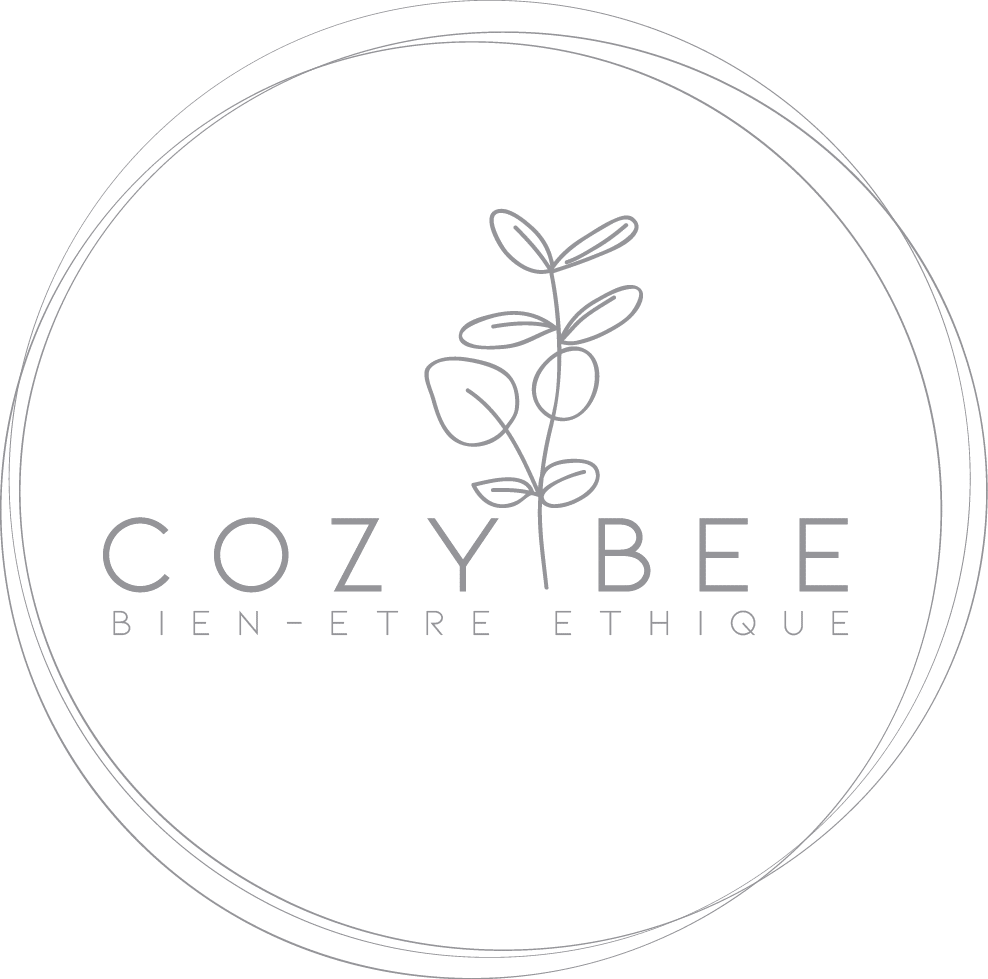 Cozy Bee - logo