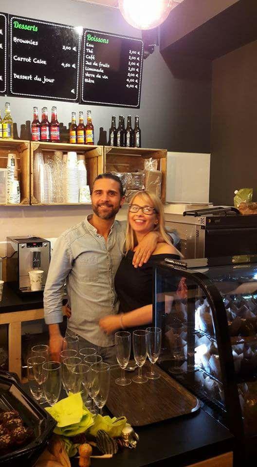 Greenburger Alain Pacitti et Céline