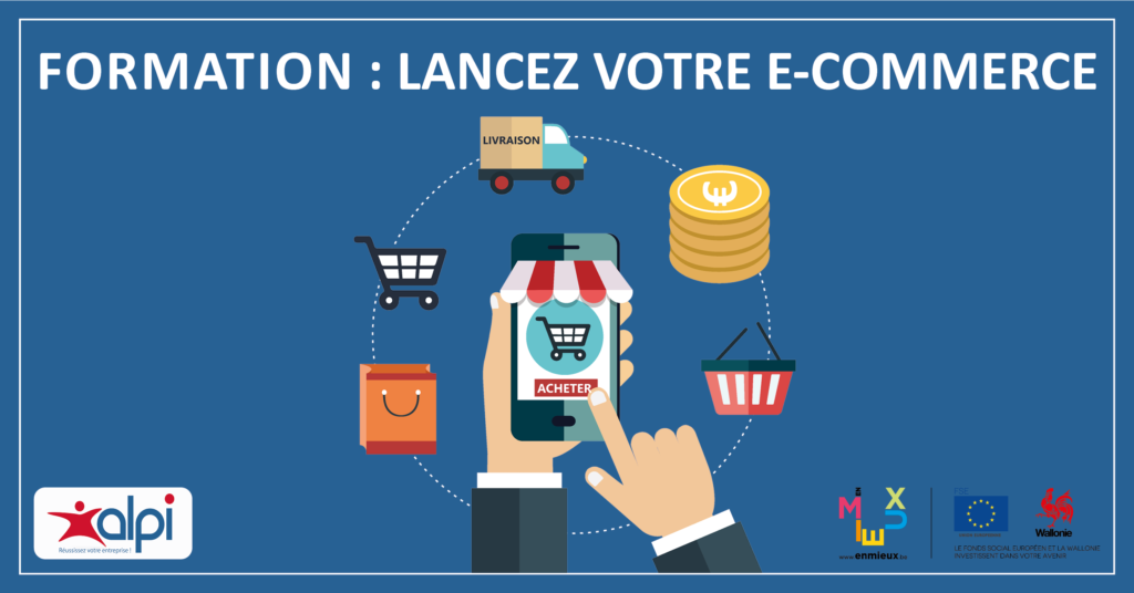 Formation e-commerce ALP