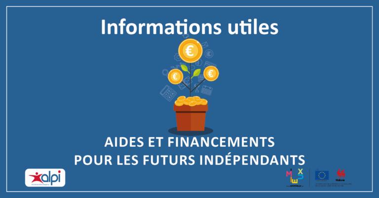 replay aides et financements futurs indépendants
