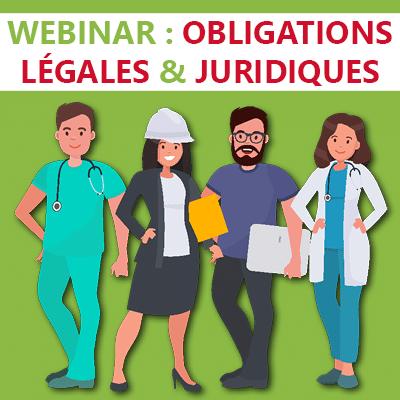 webinar: obligations légales et juridiques professions libérales