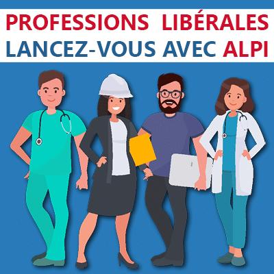 Profession libérale? Lancez-vous avec ALPI.