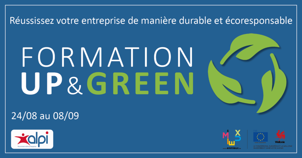 Up&Green formation développement durable