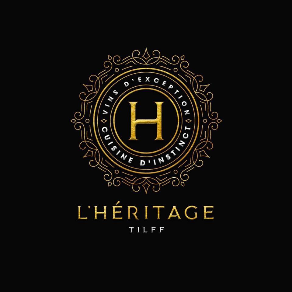 L'Héritage - logo
