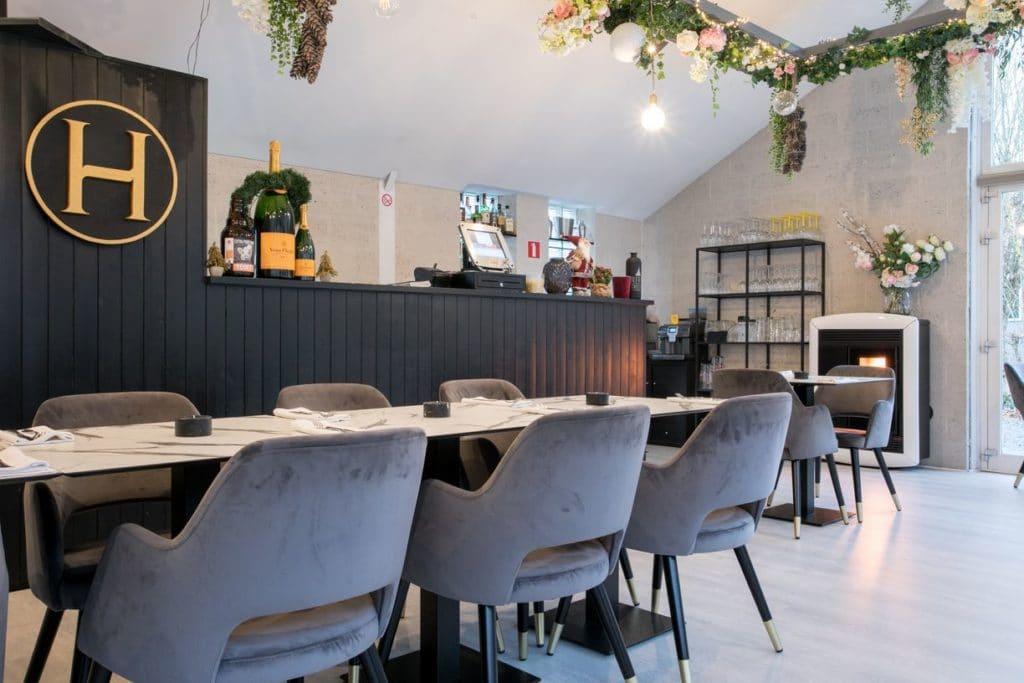 Restaurant l'Héritage - Tilff